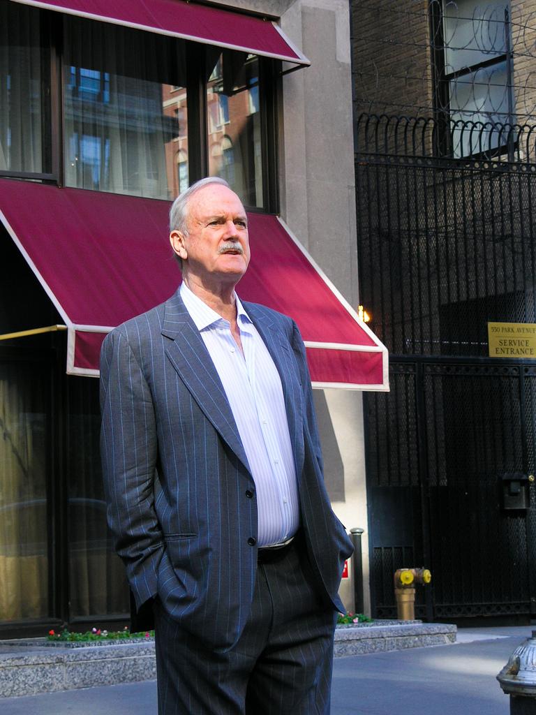 """John Cleese: """"London ist keine englische Stadt mehr"""""""