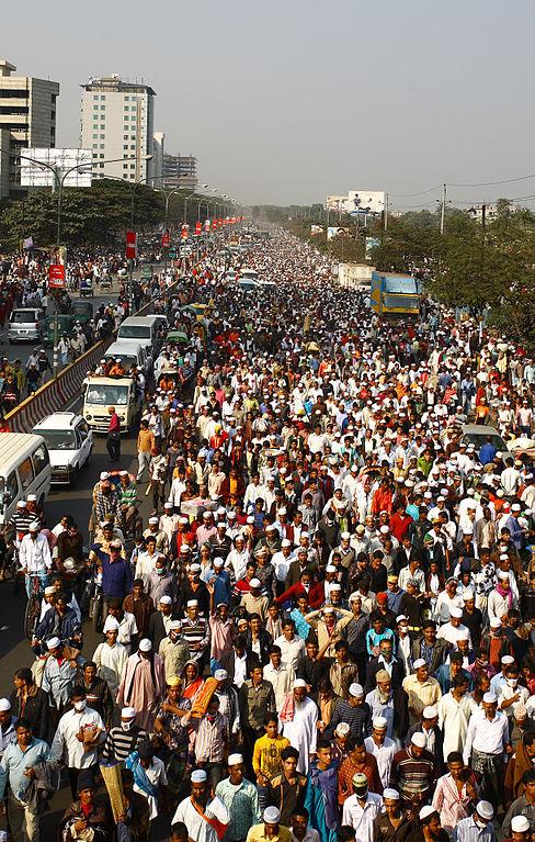 Klimahysteriker vernachlässigen Bevölkerungsexplosion